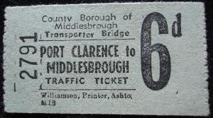 Middlesbrough Traffic Ticket